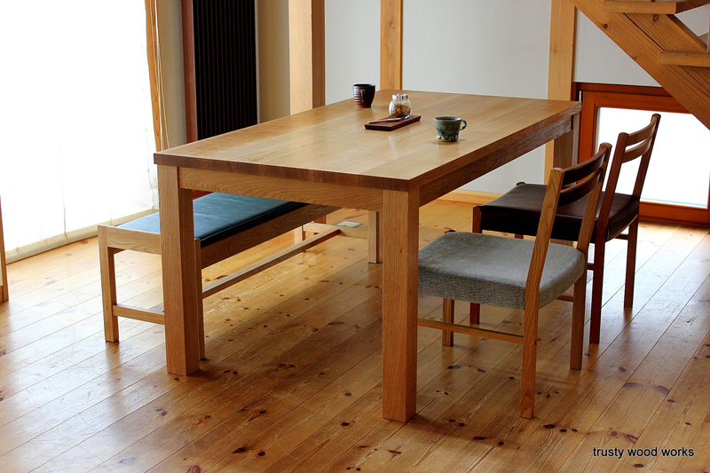 Dining table A-2